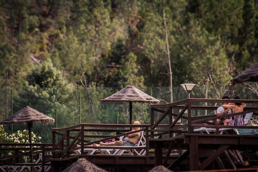 Praia Fluvial Xisto Camping